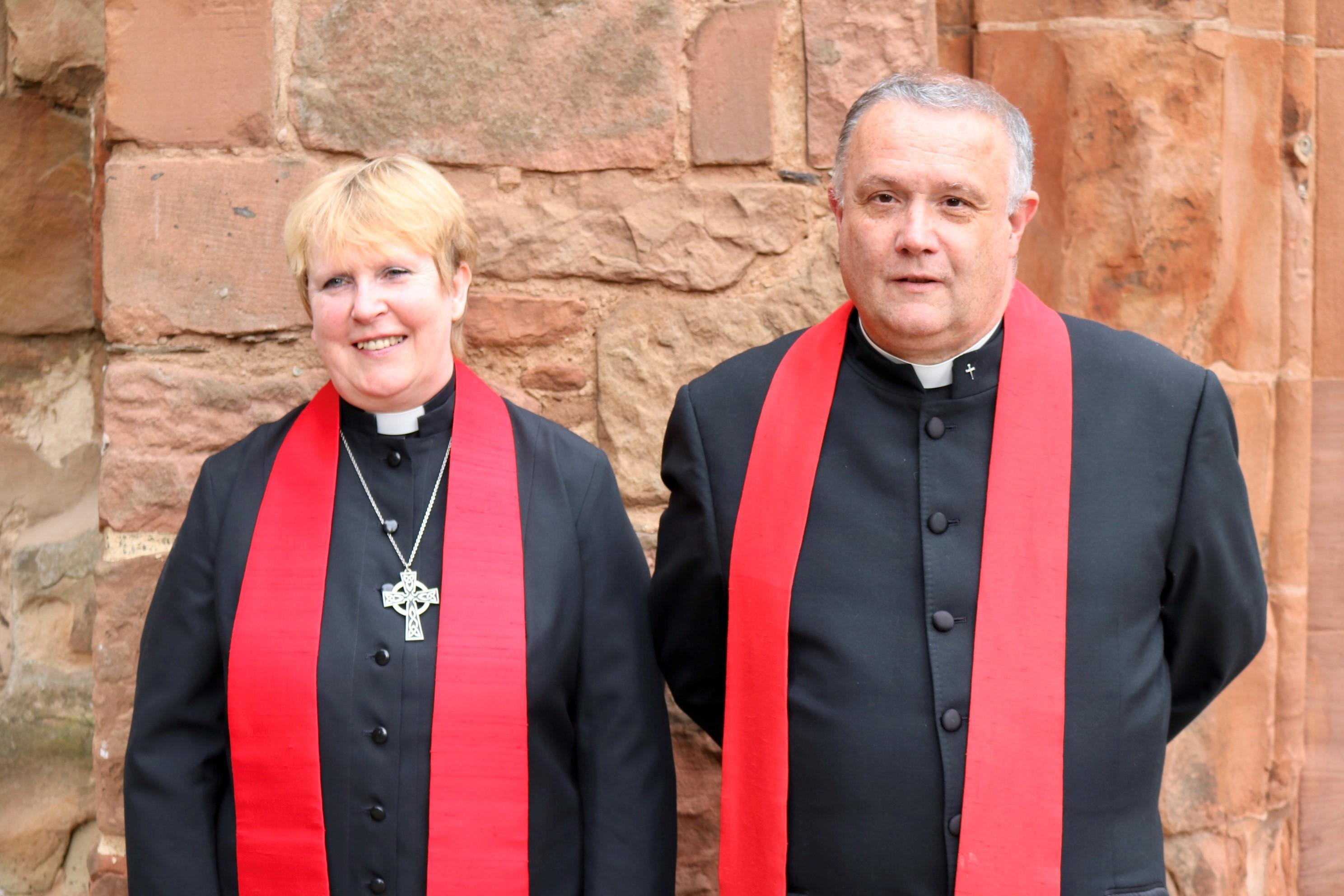 Rev'd Simon Leigh