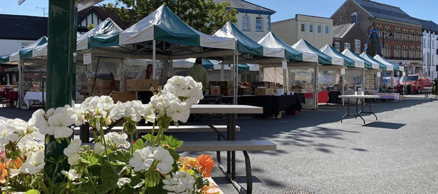 Holsworthy Outdoor Market